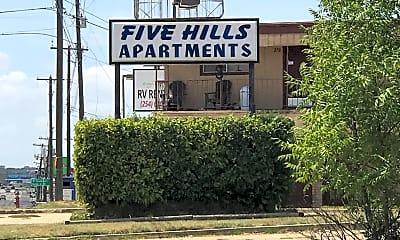 FIVE HILLS APARTMENTS, 1