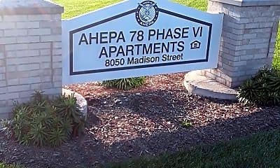 AHEPA 78 VI Senior Apartments, 1