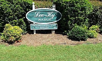 Leehy Manor, 1