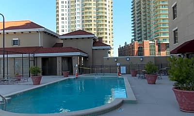 Pool, 1478 Riverplace Blvd 402, 1