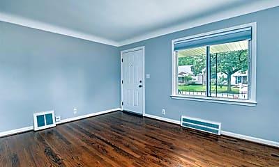 Living Room, 3224 N Blair Ave, 1