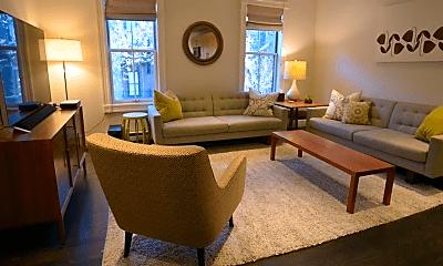 Living Room, 8 Lawrence St, 1