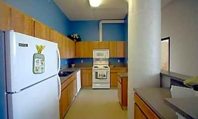 Kitchen, Cornerstone Courtyard, 1