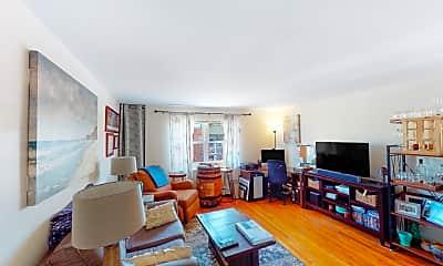 Living Room, 105 Chestnut Street, 0