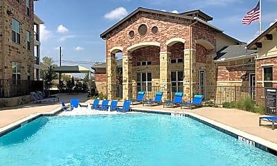 Pool, 2401 McKinney Ranch Pkwy, 1
