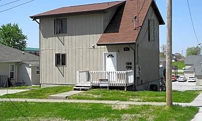 Building, 304 E Hester St, 2