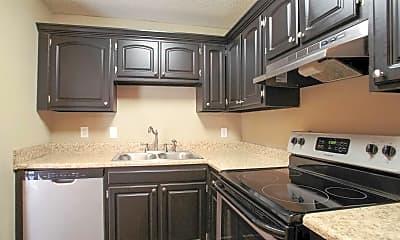 Kitchen, Silver Oak, 0