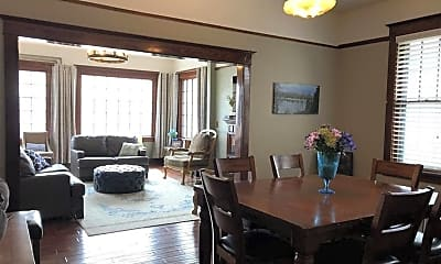 Dining Room, 215 W Spruce St, 1