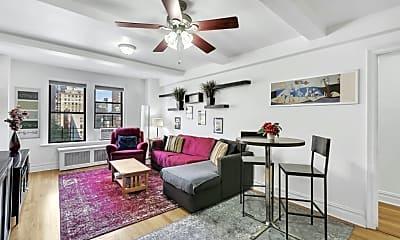 Living Room, 175 W 93rd St, 1