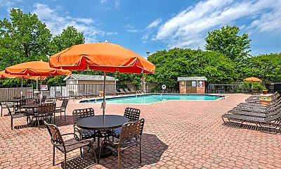 Pool, Randolph Park, 1
