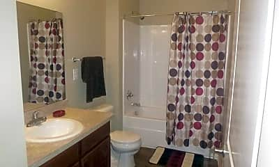 Bathroom, Live Oak Villas, 2
