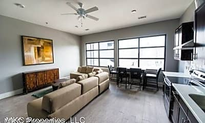 Living Room, 2525 Cadiz St, 2