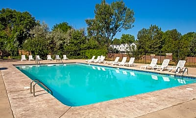 Pool, Aurora Hills, 2