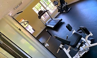 Fitness Weight Room, 3995 W McNab Rd, 1