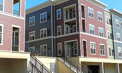Building, Washington Place Apartments, 1