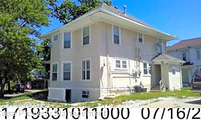 Building, 2701 P St, 1