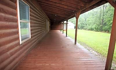 Patio / Deck, 601 Eagle St, 2