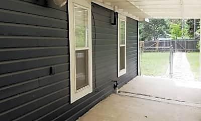 Patio / Deck, 307 Cheyenne Blvd, 1