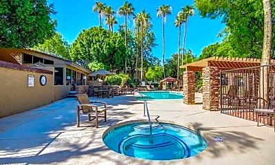Pool, 3825 E Camelback Rd 251, 2