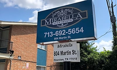 Mirabella Apartments, 1