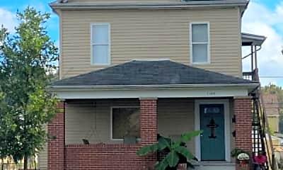 Building, 1145 Jefferson Ave, 0