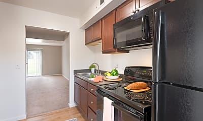 Kitchen, Maple Oaks Estates, 0