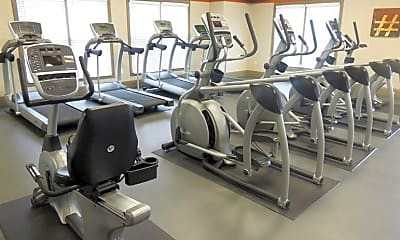 Fitness Weight Room, Cumberland Place Apartment Homes, 1
