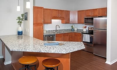 Kitchen, Waterstone Place Apartments, 0