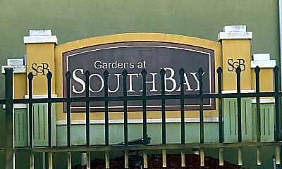 Gardens at South Bay, 1