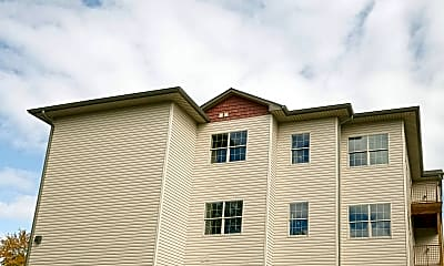 Building, Woodhaven, 2