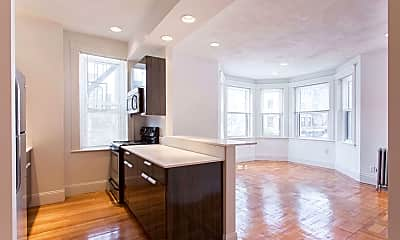 Kitchen, Fenway Apartments, 1