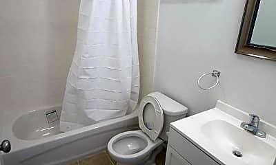 Bathroom, 321 N 40th St 1, 2
