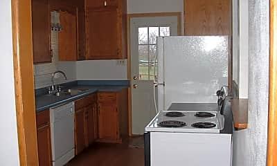 Kitchen, 133 Pine St, 1