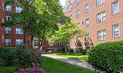 Building, Long Lane Apartments, 0