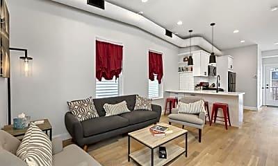 Living Room, 116 Bennington St, 1