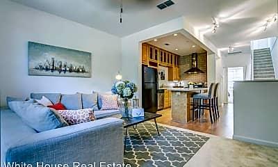 Living Room, 438 Harriet Ln, 2