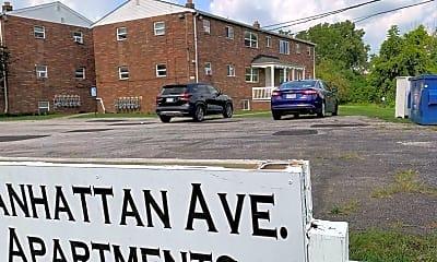Community Signage, 4241-4245 Manhattan Avenue, 0