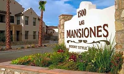 Building, Las Mansiones, 2
