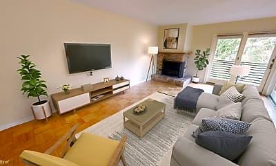 Living Room, 1245 Clayton St, 0