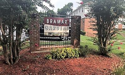 Bramar Gardens, 1