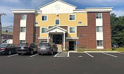 Sharon Center Apartments, 1