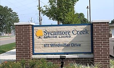Sycamore Creek Senior Living Facility, 1