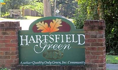 Community Signage, 2403 Hartsfield Rd, 2