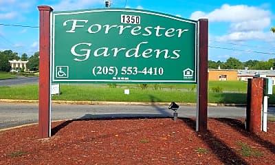 Forrester Gardens, 1