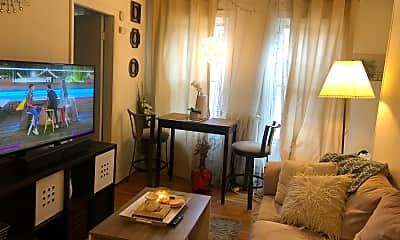 Living Room, 756 Huntington Ave, 1