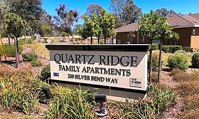 Quartz Ridge Family, 1