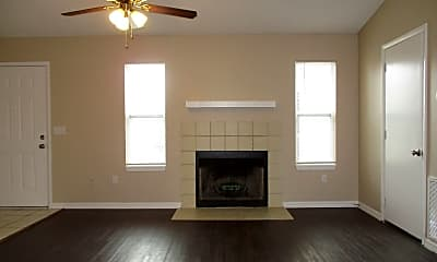 Living Room, 2440 Lackland Dr, 1