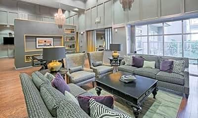 Living Room, 4210 Fairmount St, 1