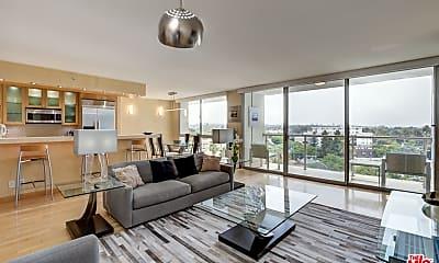 Living Room, 201 Ocean Ave 1105B, 0