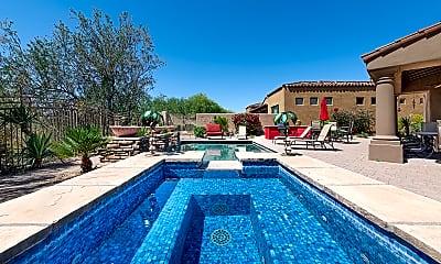 Pool, 20302 N 84th Way, 1
